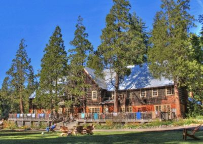 The Breitenbush Lodge