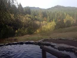 Hotsprings in the Meadow